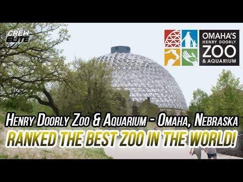 VLOG - Exploring Henry Doorly Zoo & Aquarium - Omaha, Nebraska | May 8th, 2018
