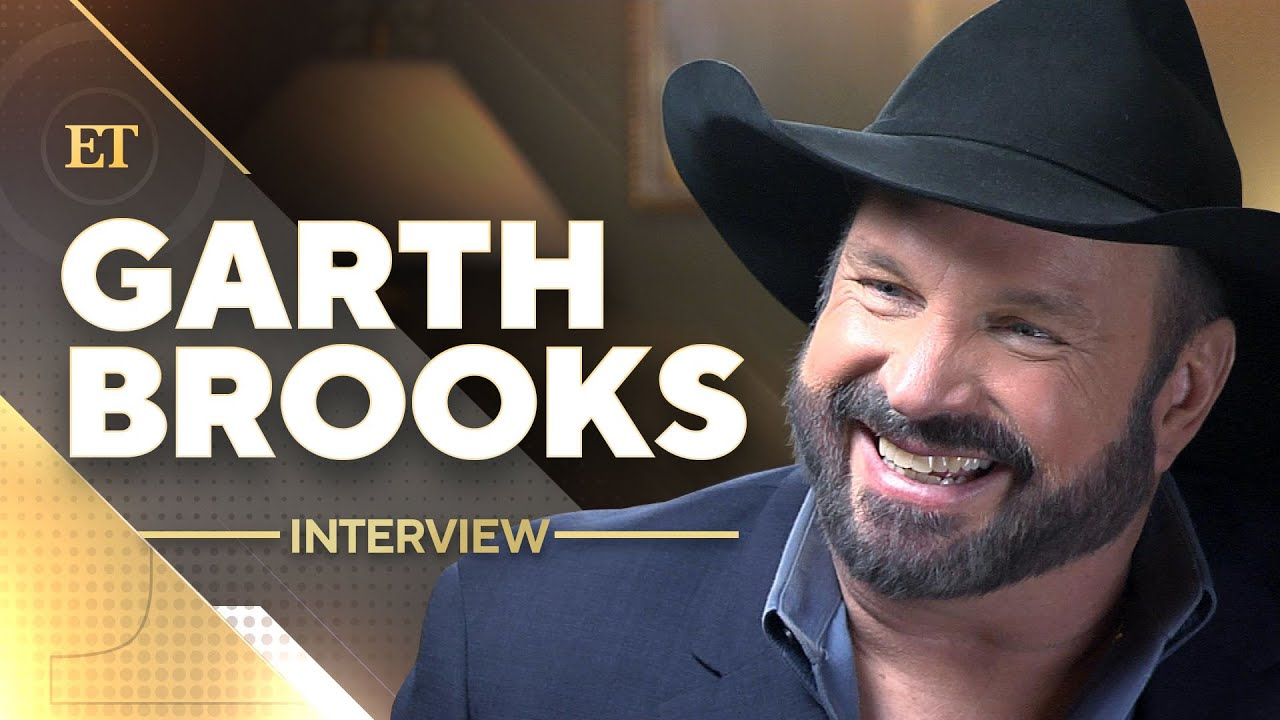 Watch Garth Brooks Tear Up Over Gershwin Prize Honor and His Late Mother | Full Interview