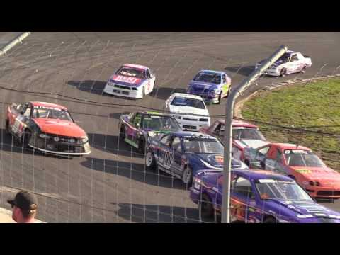 Sunset Speedway  Mini Stock, May 27, 2017
