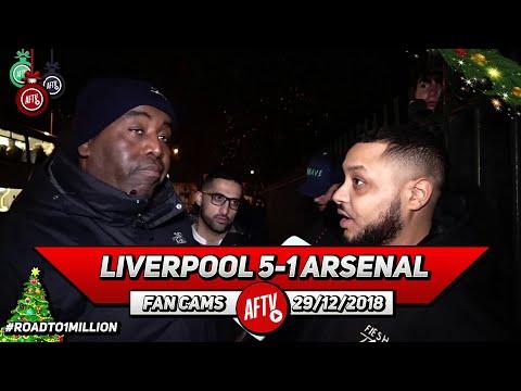 Liverpool 5-1 Arsenal | It's Not Emery's Fault Stan Kroenke Is Poison!! (Troopz)