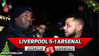 Liverpool 5-1 Arsenal | It's Not Emery's Fault Stan Kroenke Is Poison!! (Troopz)