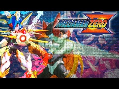 Megaman Zero Final Boss - Copy X