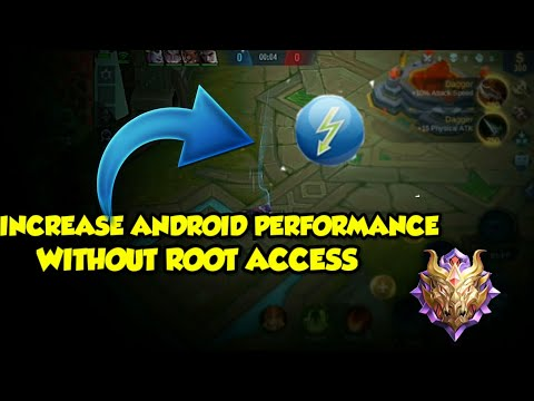 USE YOUR PHONE'S GPU TO GET BETTER GAMEPLAY IN MOBILE LEGENDS  - IMPROVE PERFORMANCE OF YOUR ANDROID