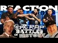 J.R.R. Tolkien vs George R.R. Martin. Epic Rap Battles of History REACTION!!