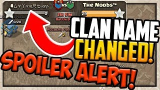 RECORD STREAK TO END? Clan War CONTROVERSY in Clash of Clans - Strange but TRUE!