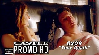 "Castle 8x09  Promo  2 Castle Season 8 Episode 9 Promo "" Tone  Death "" (HD)"