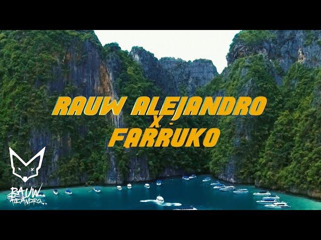 Rauw Alejandro ❌ Farruko - Fantasías (Video Oficial)