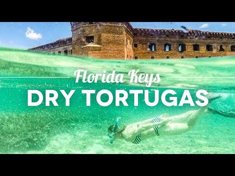 Flordia Keys: Ausflug zum Dry Tortugas Nationalpark mit Fort Jefferson