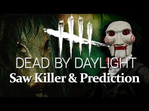 """Dead by Daylight Chapter 7 Teaser """"Time is Running Out"""" - Saw Killer and Prediction"""