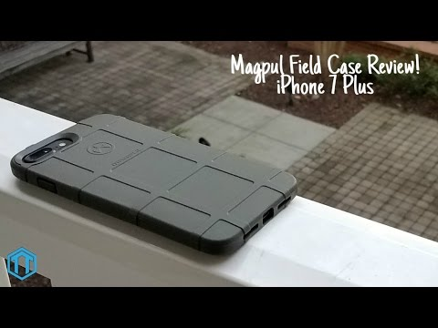 magpul iphone case iphone 7 plus magpul field review 7453