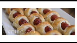 How To Make Pigs in a Blanket Recipe Sausage Rolls Recipe by Heghineh