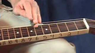 Angels We Have Heard On High - Dobro Lesson