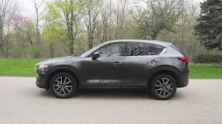 1-Minute Reviews: 5 First Impressions of the 2017 Mazda CX-5