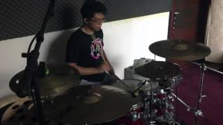 Planetshakers - Born To Praise (Drum Cover)