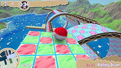 Playing PAPERBALL - A new Super Monkey Ball-like