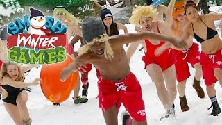 Smosh Winter Games Fun