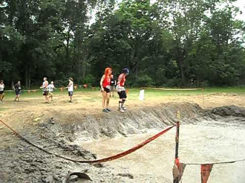 Warrior Dash Muddy Mayhem