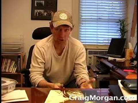Craig Morgan Addresses Blake Shelton's YouTube Message