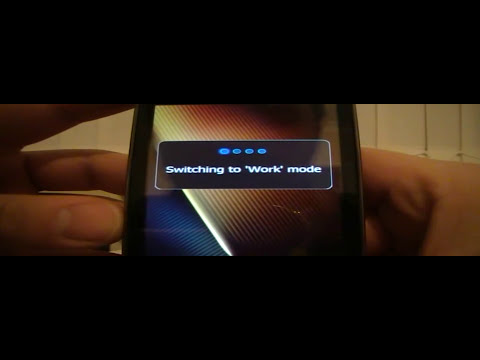 Samsung Omnia Pro Unboxing Part 2