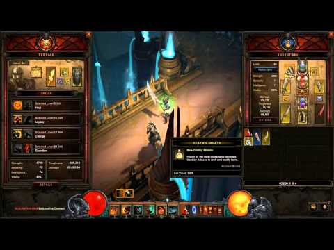 Diablo 3 playthrough #42: Rift Oculus