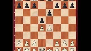 Шахматы.  Ловушки во французской защите
