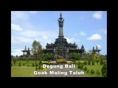 Degung Bali   Goak Maling Taluh