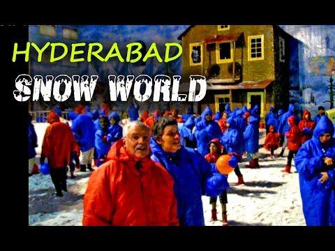 Hyderabad Snow World Largest Thrilling Wonder World in India with Polar Bears, penguins Alertcitizen