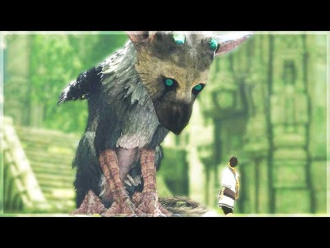 TRICO VEUT.. ME BOUFFER ?! - The Last Guardian ( #2 ? )