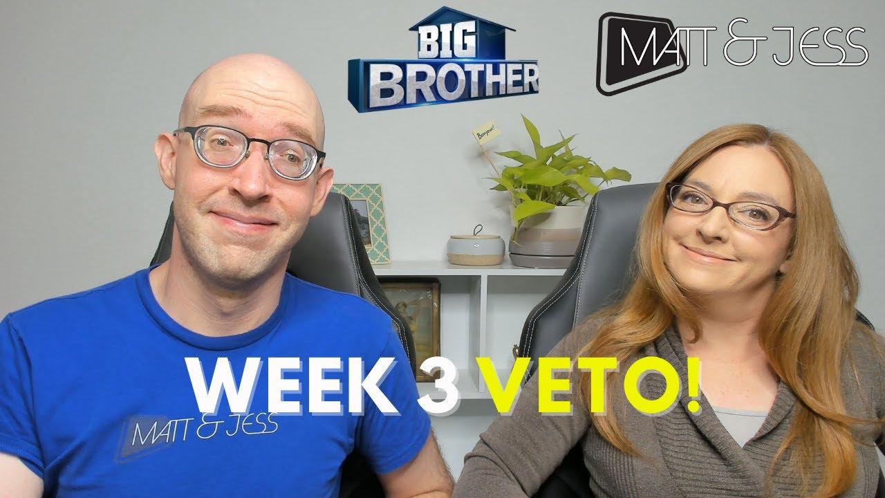 Big Brother 23 live feed spoilers: Week 3 Veto winner! (Day 18) #BB23