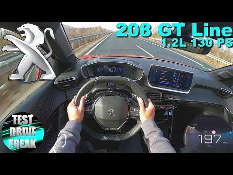 Peugeot 208 Test Sürüşü - Yılın Otomobili Türkiye'de!