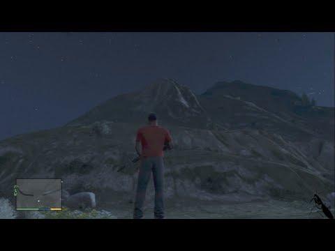 GTA V: El Misterio Del Fantasma De Monte Gordo