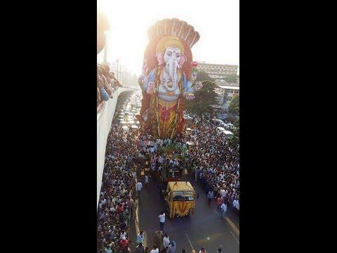 70 Feet Tallest Ganesha Idol of the World