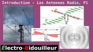 EB_#234 Introduction aux Antennes, Partie 1 - Qu'est-ce qu'une Antenne?