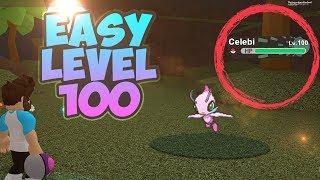 EASY LEVEL 100 POKEMON GUIDE - Pokemon Brick Bronze