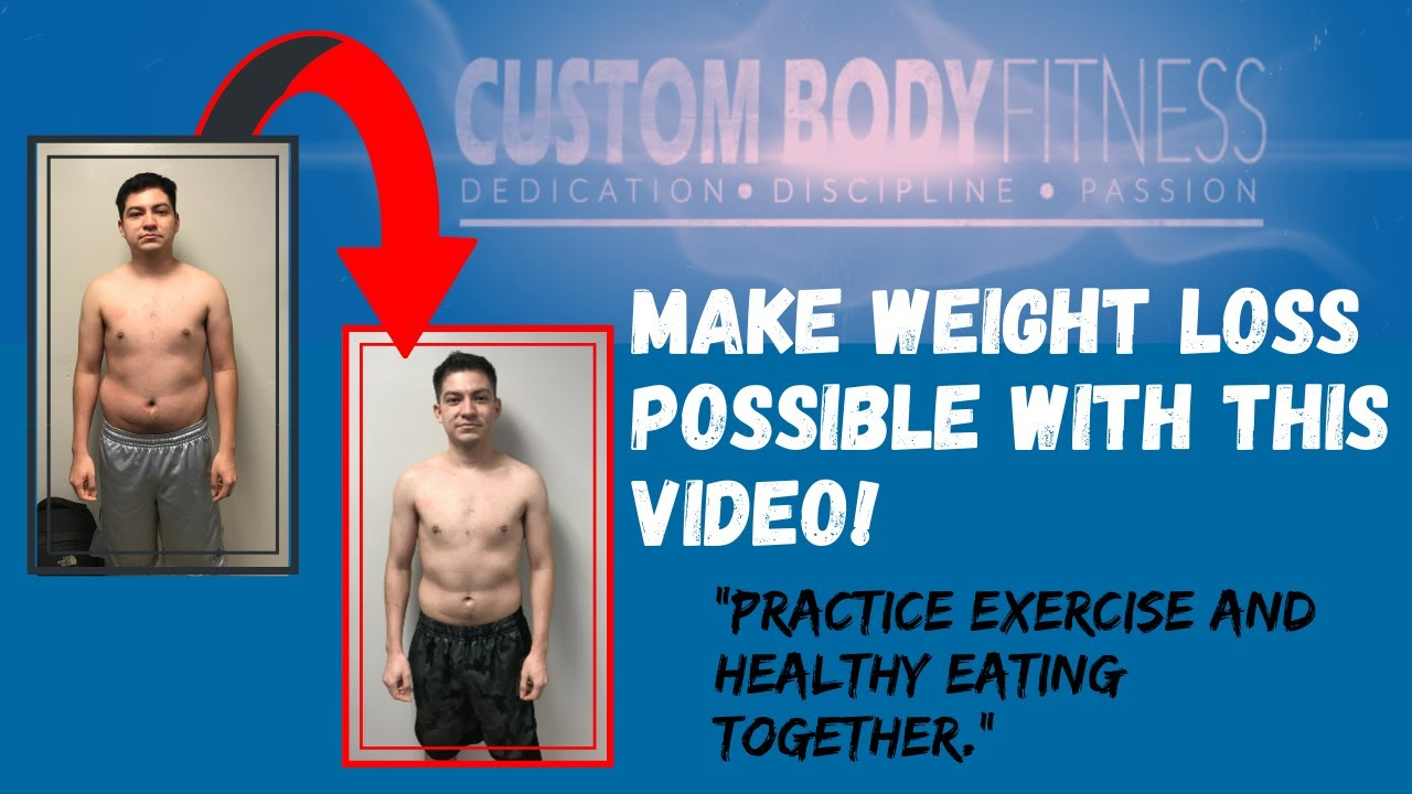 Weight Loss Case Study: Luis Monroy