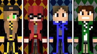 Escola de Bruxos 2 #1: NOVA SÉRIE EM HOGWARTS COM OS YOUTUBERS!!!