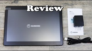Original Box ALLDOCUBE M5S 32GB 4G Phablet 10.1 inch Tablet PC Review Price