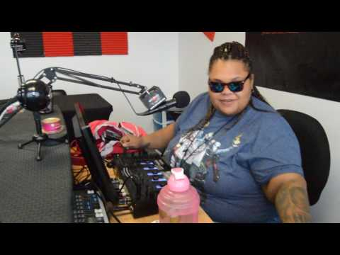 BATES live interview with TLADY/gmt radio 7/3/17 pt 2