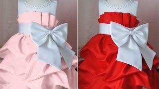 Детское нарядное платье.(, 2015-06-24T05:35:19.000Z)