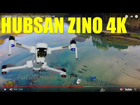 Download HUBSAN ZINO H117S 4K TEST