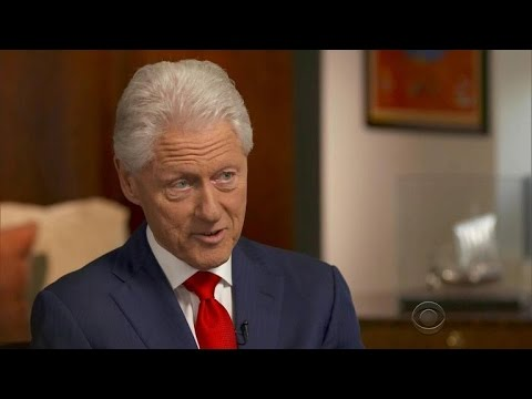 Bill Clinton weighs in on Hillary's health