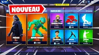 STORE FROM 5 DECEMBER 2018! (FORTNITE ITEM SHOP 05/12/2018)