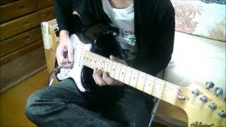 Impellitteri 17Th Century Chicken Pickin 弾いてみた。(Cover)