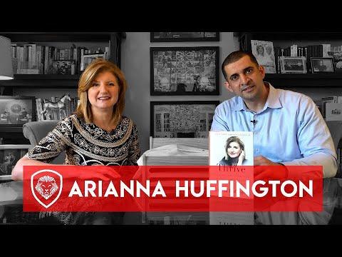 The Cure to Phone Addiction? Arianna Huffington