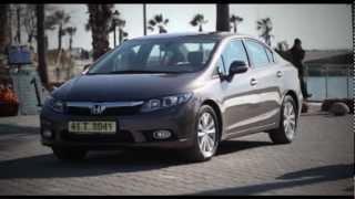 2012 Honda Civic Sedan / Тест-Драйв