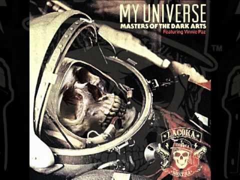 "LA COKA NOSTRA - ""MY UNIVERSE"" ft. VINNIE PAZ"