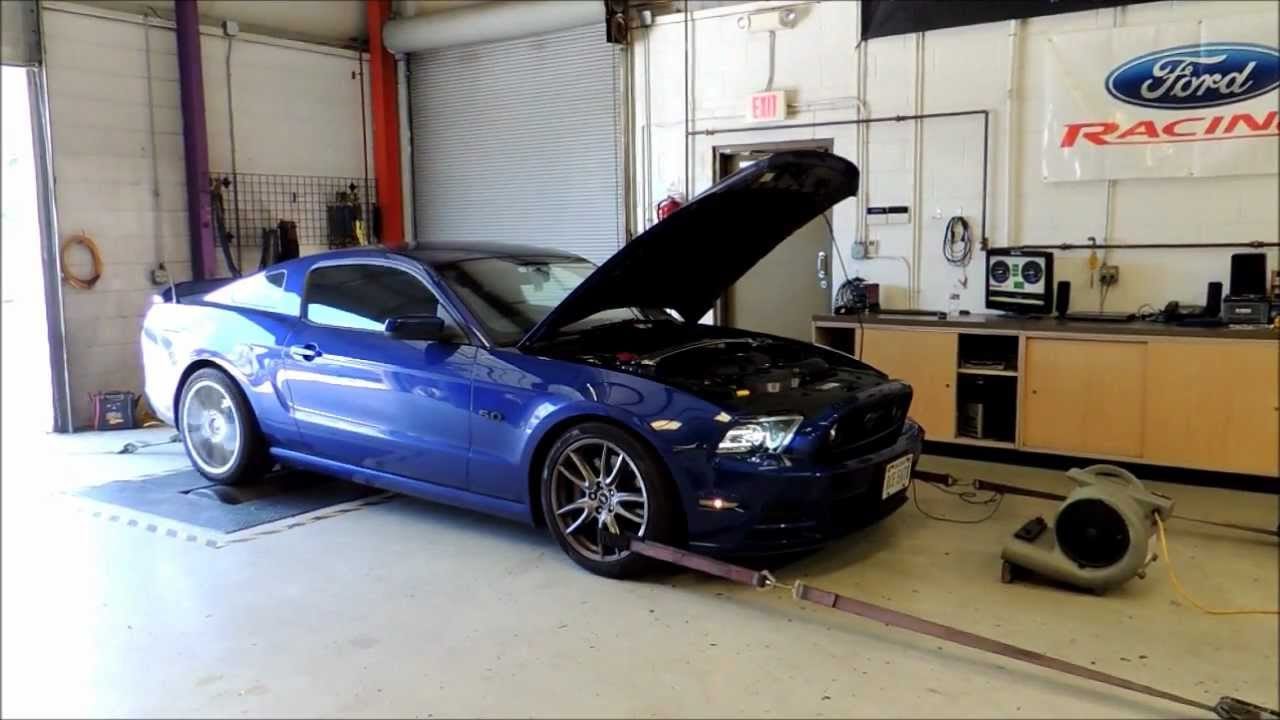 2013 Ford Mustang Gt 5 0 Tune Comparsion American Muscle