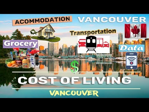 Vancouver Monthly Living Expenses For International Students 2020 🇨🇦