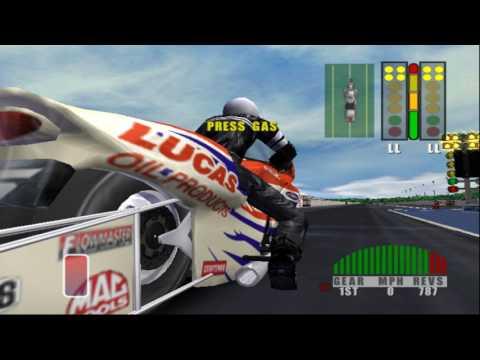 nhra drag racing ps2