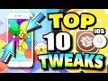 TOP 10 BEST iOS 9 - 9.3.3 TWEAKS for...